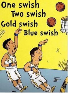 Go Dubs! 2017 NBA Finals