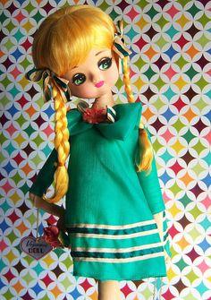 Jade Pose Doll by gina678, via Flickr