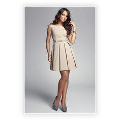 #Figl #eboutic #privatverkauf #fashion #women #dress #beige
