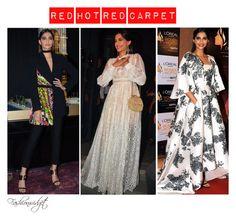 """Best Dressed March 2016 (Bollywood Edition): Sonam Kapoor"" by fashionwidget on Polyvore"