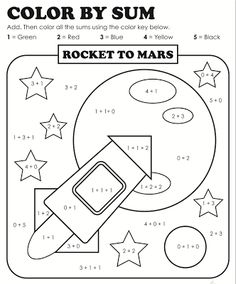 Worksheets Space Worksheets For Kindergarten 1000 images about outer space on pinterest one thing that never goes out of style with kids is encourage your childs natural need to explore our extensive col