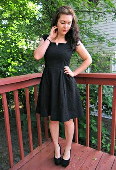1803, Simplicity  - cute, simple dress; Purchased