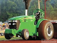 Peterbilt Vs. John Deere - Diesel Power Magazine