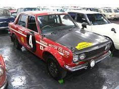 「nissan 510 rally」の画像検索結果
