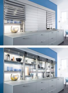 LEICHT, inspirations and impulses for the #kitchens of tomorrow - Material, coloury and shape in perfect harmony @LEICHT Kuechen AG