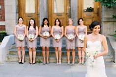 #Wedding at The Loft Hotel in Montreal » #Bartek & Magda, #thelofthotel #montreal wedding #bridal party