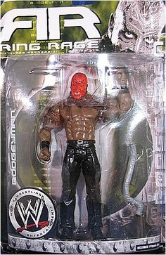 BOOGEYMAN - RUTHLESS AGGRESSION 31.5 WWE TOY WRESTLING ACTION FIGURE by Jakks. $99.99. ruthless aggression ring rage 31.5. the boogeyman. by jakks pacific. wwe ruthless aggression series 31.5 the boogeyman