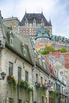 Old Quebec, Quebec City, Canada Trip, Canada Travel, Wine Tourism, Old Montreal, House Doors, Future Travel, Carpe Diem