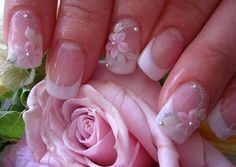 French Manicure Beautiful!