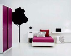 cool teen bedroom design