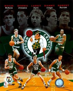 Boston Celtics Basketball Team