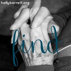 Wondering where to find the redemption you are looking for? The things you heart longs for? What's missing from your life? find | Holly Barrett