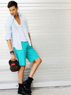 #color #men #style    get-scrooged.com