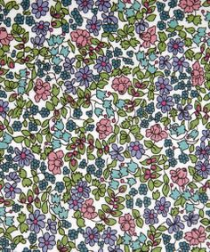 Emilia's Flowers D Tana Lawn