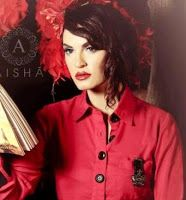 Aisha Alam Latest Winter Collection 2013 for Girls ~ Pakistani Fashion,Pak Models,Bridals Fashion,Pak Designers,Beauty Tips,Jewellery Styles,Men Fashion
