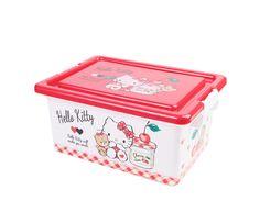 Hello Kitty Storage Box: Jam