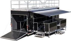 Custom Aluminum Trailer | inTech Custom All-Aluminum Trailers