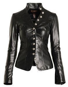 Lovely leather jacket