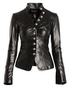 Lovely leather jacket