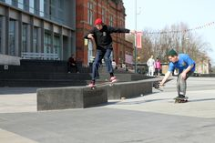 BS Noseslide - Ben Kingswood