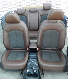 Interior complet material textil cu piele Audi A3 8V coupe 2012-In prezent
