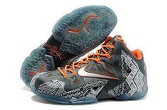 Nike Lebron 11 Men Shoes