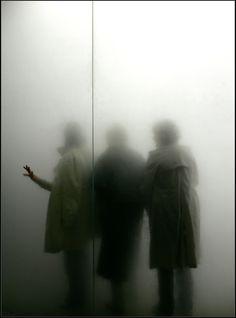 Blind Light by Antony Gormley