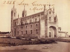 Iglesia de los Jerónimos - 1863