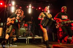Gogol Bordello in concert  #concert #music #cruise #StPatrick'sDay #Celebration #2015 www.floggingmollycruise.com