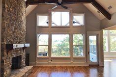 Craftsman Interior - Family Room Plan #437-85 #dwell #design #modern #modernhome #home #house #houseplan #homeplan #designhome #floorplan #architect #architecture #buildingdesign