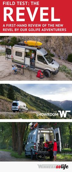 a212f06ac2 A first hand review of the amazing Revel by  Winnebago! Check out the  amazing
