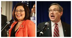 The general election campaign between Republican Sen.  Mark Kirk  and Democratic challenger Rep.  Tammy Duckworth  is expected to be one of the nation's most bitter and expensive, with the winner potentially tilting control of the  U.S. Senate .