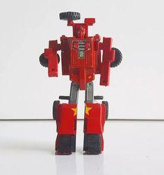Transformers Mutante Glasslite Demolon - Jeep Anos 80 - R$ 69,90 em Mercado Livre