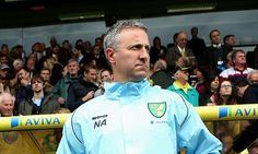Neil Adams, Norwich City manager