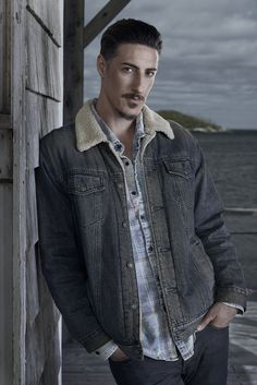 "Haven S5 Eric Balfour as ""Duke Crocker"""