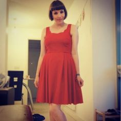 Lilou dress no.2 by Shauni