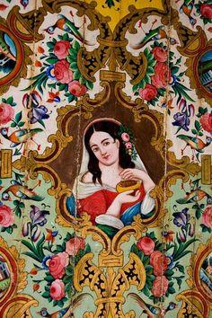 Narenjestan Garden, Shiraz, Iran Islamic Art Pattern, Pattern Art, Iran Pictures, Persian Architecture, Ancient Persia, Persian Culture, Iranian Art, Oriental, Turkish Art