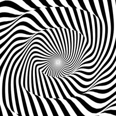 Generative Art Op-art animations: There´s a lot designers can do with just black and white. A collection of op-art inspired animated art, black & white only! Optical Illusions Pictures, Optical Illusion Gif, Illusion Pictures, Cool Animated Gifs, Cool Animations, Illusion Kunst, Illusion Art, Illusion Drawings, Op Art