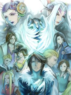All revolves around Squall. – Soul Sword All revolves around Squall. All revolves around Squall. Final Fantasy Artwork, Final Fantasy Characters, Final Fantasy Xv, Fantasy Series, Character Art, Character Design, Final Fantasy Collection, Manga, Game Art