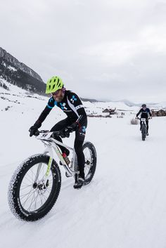 The First-Ever Fat Bike World Championships: Part 2