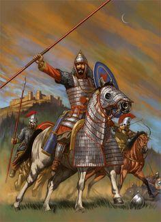 """Flavio Belisario //  Uno de los más grandes generales de la historia, bajo el mando de Justiniano I tuvo un papel muy importante en la reconquista de gran parte del Imperio romano de Occidente.// """"No por el número de hombres, no por sus medidas, sino por el valor de su alma, la guerra será decidida."""" //"""