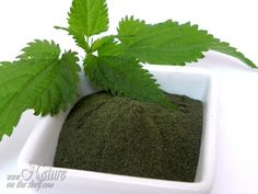Nettle leaf powder is rich in the green pigment, chlorophyll, so it is perfectly usable as a natural food, cosmetic and soap colorant. It can be used as a nutrient-rich food additive