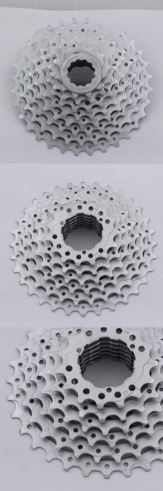[Visit to Buy] Sunrace mountain bike bicycle MTB 8 speed cassette flywheel bicycle variable speed flywheel 340 g #Advertisement
