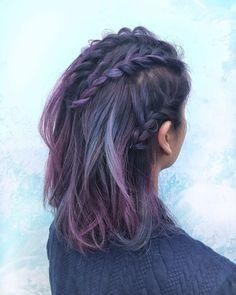 Done #today #mojkahairgeorgest  #mojkahair #sydney #hair #haircolor #unicornhair #olaplex #braids #pastelhair #behindthechair #sydneysalon #modernsalon #silverhair #hairtrends #instahair #instacolor #hairdresser #instahairdresser #allabouthair #ombreandbalayage #sydneyhair #sydneycolourist #colourist #lilachair #pinkhair #metallichair #lavenderhair #rosegoldhair #platinumhair