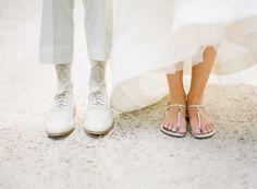 A Destination Wedding on the Beach