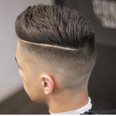 side part hairstyle 2016