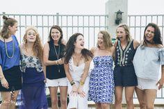 Unique Bachelorette Party LauraSuprenantPhotography.com
