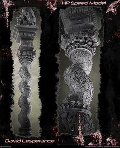 HP Pillar by David Lesperance