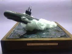 USS Virginia by Alejandro Zubiria Alonso