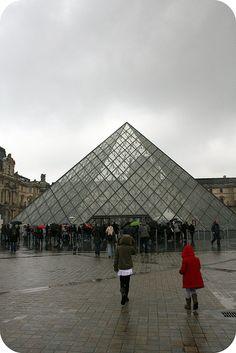 Paris  Lourve